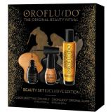 Orofluido NAIL ENAMELS PACK ЭКСКЛЮЗИВНЫЙ ПОДАРОЧНЫЙ Набор (ЭЛИКСИР, 2 ЛАКА ДЛЯ НОГТЕЙ) 50+15+15мл 7238802000