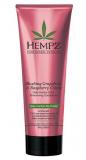 Hempz Blushing Grapefruit & Raspberry Creme Conditioner Грейпфрут - Малина Кондиционер для сохранения цвета и придания блеска волосам 265 ml 676280028005