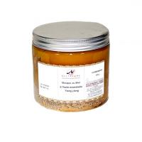 NKPL15 Nectarome Маска мёд + иланг-иланг / Masque au Miel a lYlang Ylang, 800 г