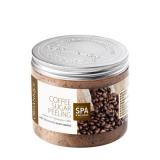 Organique COFFEE антицеллюлитный сахарный Пилинг для тела