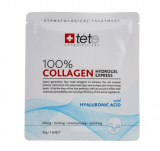 TETe Cosmeceutical 100% Collagen Express Hydrogel Mask (box) 4х1 шт