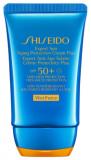 Shiseido Крем для лица и тела Expert Sun Aging Protection Cream Plus солнцезащитный SPF50, антивозрастной 50ml
