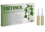 Dikson URTINOL Тонизирующее средство с экстрактом крапивы в ампулах при жирности кожи головы и себореи 10х10 мл
