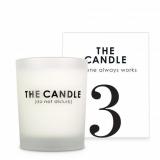 Alex Cosmetic The Candle 3...this one always works Свеча с ароматом свежесрезаных цветов и спелых фруктов