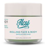 ILCSI Rolling Face & Body Exfoliating Mask/ Абразивный скраб Жгучая паприка