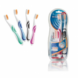 Trisa 4667.0210 Зубная электрощетка Trisa SonicPower Akku Pro Interdental Sof1t 2Duo