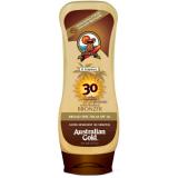 Australian GOLD SPF 30 Солнцезащитный крем с кофейными бронзаторами 237мл