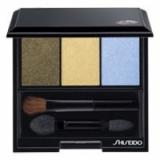 Shiseido Тени для век тройные с эффектом сияния Luminizing Satin Eye Color Trio Boudoir