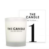 Alex Cosmetic The Candle 1 ...let it snow Свеча с ароматом кедра, сосны, растительных экстрактов