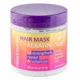 Sea of Spa Кератиновая маска для волос  HAIR MASK KERATIN 500мл 7290016846201