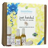 Mambino Organics Набор для новорожденных (5 од) / Just Hatched Baby Arrival Kit (5 pcs) 892201002354