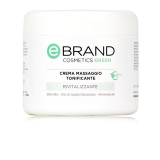 Ebrand Crema Massaggio Tonificante - Тонизирующий массажный крем 500 мл