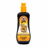 Australian Gold SPF 15 Spray OIL W/carrot для загара на солнце 237ml