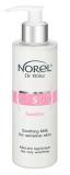 Norel Arnica Milk for couperose skin очищающее Молочко для кожи с куперозом