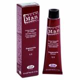 Lisap Milano Lisap Man Color крем Краска для мужчин, 6 оттенков 60мл