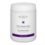 Norel PN 065 Phyto Mineral Mask – Peat mud body mask – фито-минеральная маска для тела с торфяной грязью для зрелой кожи 1000g