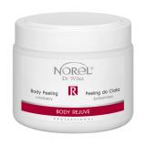 Norel PP 177 Cranberry body peeling – скраб для тела с экстрактом клюквы, рекомендуется для антивозрастных, спа- и оздоровительных процедур 500g