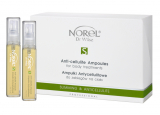 Norel PA 238 Anti-cellulite ampoules for body treatments – антицеллюлитная сыворотка для тела 10x10мл