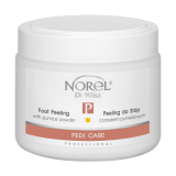 Norel PP 386 Foot peeling with pumice powder – Pedi Care – пилинг – пудра с пемзой для ног 500мл
