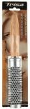 Trisa Щетка для укладки круглая d 40мм с деревяной ручкой 7610196013956