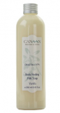 Canaan Молочное мыло-Пилинг для тела ваниль (Body peeling milk soap – Vanilla) Canaan Minerals & Herbs 250 мл, 7296179018363
