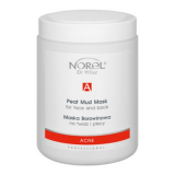 Norel Acne Peat mud mask for face and back грязевая маска с торфом (рекомендуется перед чисткой) 500мл