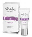 Norel Anti-Age - Lifting Peptide Active Cream - пептидный крем с эффектом лифтинга для кожи с первыми признаками старения, мимическими морщинами и утратившей эластичность коже 50мл
