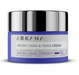 Arkana Neuro Gaba&Nana Cream - Nanoкрем с ГАМК и NANA-кислотой 50 ml