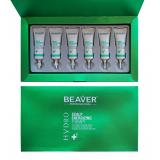 Beaver Professional тонизирующая Сыворотка от выпадения волос и для активации спящих фоликул HYDRO SERIES 10мл*6