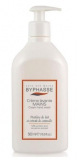 Byphasse Liquid Cream Hand Wash Milk Protein And Honey Extract Мыло кремовое для мытья рук Мед 500мл
