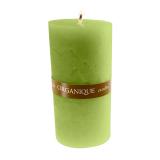 Organique свечка ароматерапевтическая грецкий (зеленый)