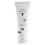Arkana Cannabis Foot Cream-крем для ухода за кожей ног, склонной к раздражению 75мл