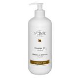 Norel Coconut massage oil - кокосовое массажное масло для сухой кожи 500мл