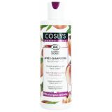Coslys Безсульфатный Кондиционер с органическим листьями персика, 240мл/SULFATE-FREE CONDITIONER Organic 3538396140101