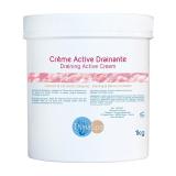 Thalaspa Draining Active Cream- Дренирующий крем Актив из микронизированных водорослей и эфирных масел, выведение токсинов и жиров и улучшение кровообращения 1 кг