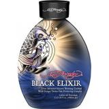 Ed Hardy лосьон для загара в солярии с бронзантами Black Elixir (90X)