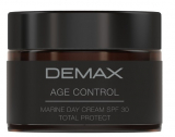 Demax Дневной защитный крем SPF 30 с морскими водорослями 50мл