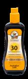 Australian Gold SPF 30 Spray OIL W/carrot Солнцезащитный спрей с морковным маслом 237 мл