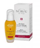 Norel Face Rejuve - Cranberry revitalizing oily serum for face massage масляная восстанавливающая сыворотка для массажа лица с экстрактом клюквы 30мл