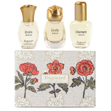Fragonard 3X004 Solid Perfumes Set of 3 Miniatures - Collector 5ml, 5ml, 6ml