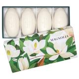 Fragonard Magnolia 4 MINI PERFUMED SOAPS 4x50g