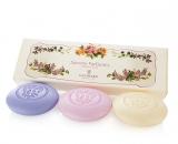 Galimard Box of 3 soaps — Provance flowers (аромат прованських цветов) 3x100 gr