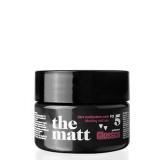 Glossco Professional THE MATT 5/ Воск с матовым эффектом экстра сильной фиксации 100мл 8436540958037