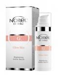 Norel Glow Skin Active Brightening Booster/Serum активный осветляющий бустер с ультралегкой кремовой консистенцией для кожи с пигментацией, «кожи курильщика» с эффектом сияния кожи 30мл