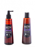 Hairconcept Трихологическая программа мужского выпадения: энергетический шампунь 250 мл + лосьон 250 мл 250 мл х 2 шт