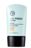 The Face Shop THE FRESH FOR MEN SPORTS SUN CREAM SPF50 PA+++ 8806182552335