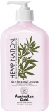 Australian Gold Лосьон после загара Hemp Wild Berries & Lavender Body Lotion 535 ml
