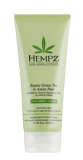 Hempz Exotic Green Tea and Asian Pear Exfoliating Mud & Mask Отшелушивающая маска-глина для тела Зеленый чай-Груша 200ml 676280022669