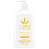Hempz MILK & HONEY HERBAL MOISTURISER Молочко для тела Молоко и Мёд 500ml 676280031579