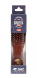 I love my hair 1904 щетка для волос BARBARUSSA деревяная вишневя XS, в коробке